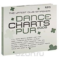 Dance Charts Pur 2009 (2 CD)