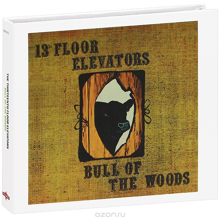 13th Floor Elevators. Bull Of The Woods. Limited Edition (2 CD)