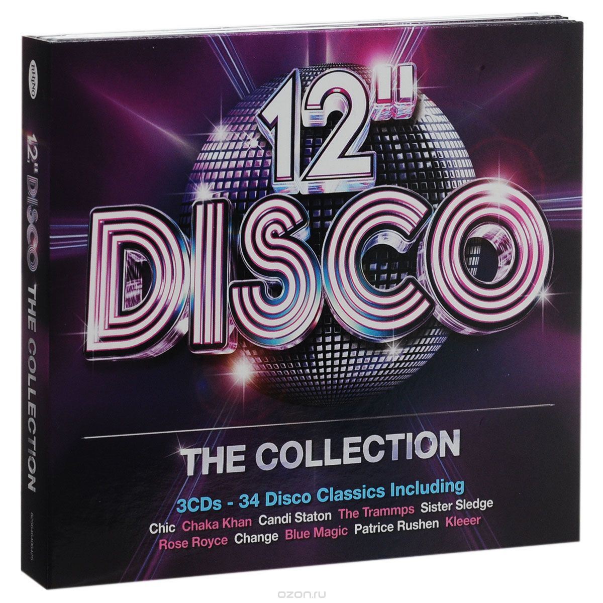 "12"" Disco. The Collection (3 CD)"