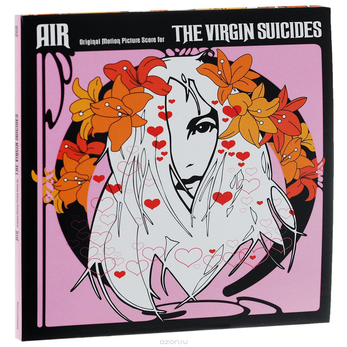 Air. The Virgin Suicides. Limited Edition (2 CD)