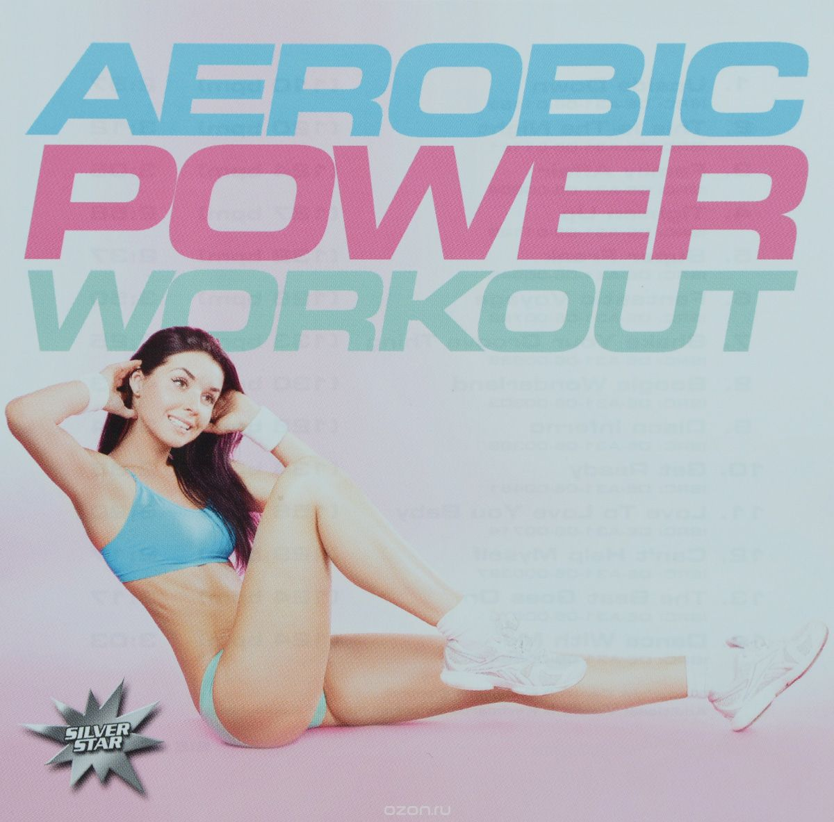 Aerobic Power Workout