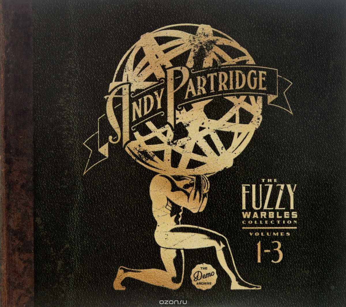 Andy Partridge. Fuzzy Warbles Volume 1-3 (3 CD)