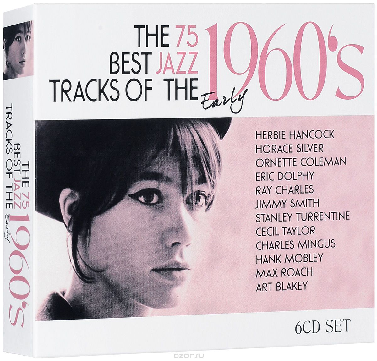 75 Best Jazz Tracks Of The 1960s (6 CD)